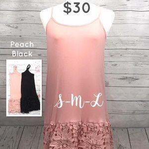 Mauve Dress Extension
